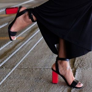 Michael Kors Block Heels